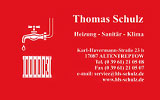 Thomas Schulz- Heizung,Lüftung, Sanitär